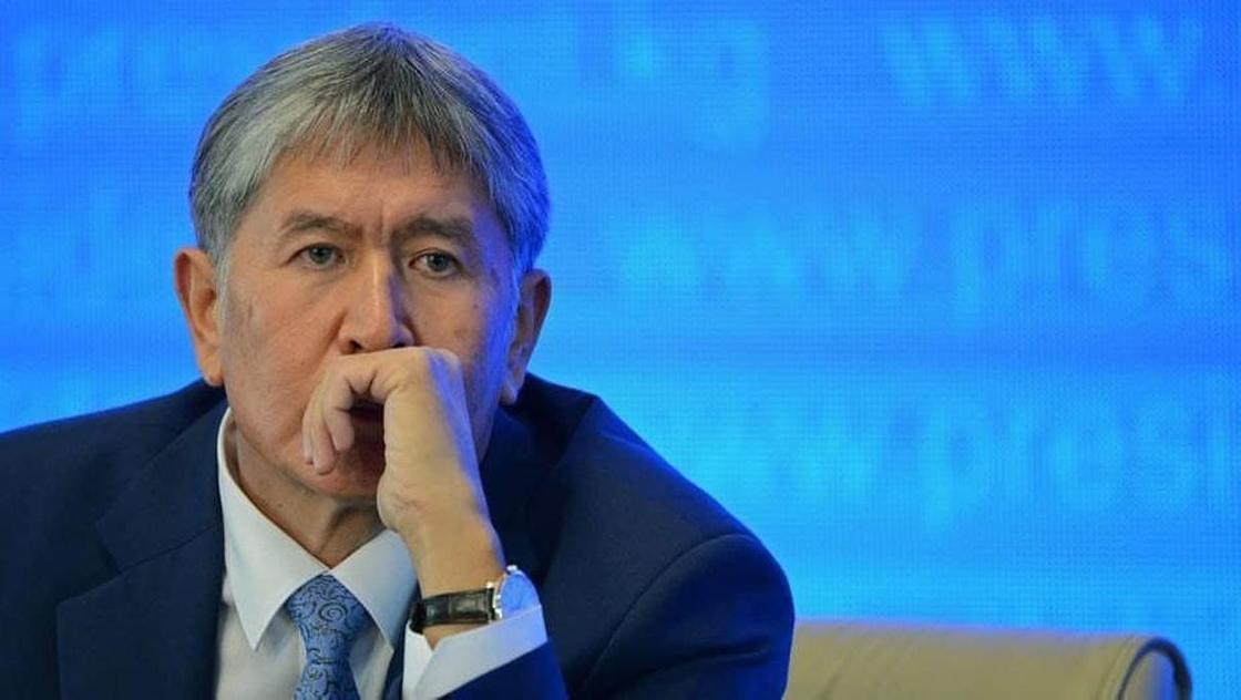 Атамбаева вернули в СИЗО после госпитализации с пневмонией
