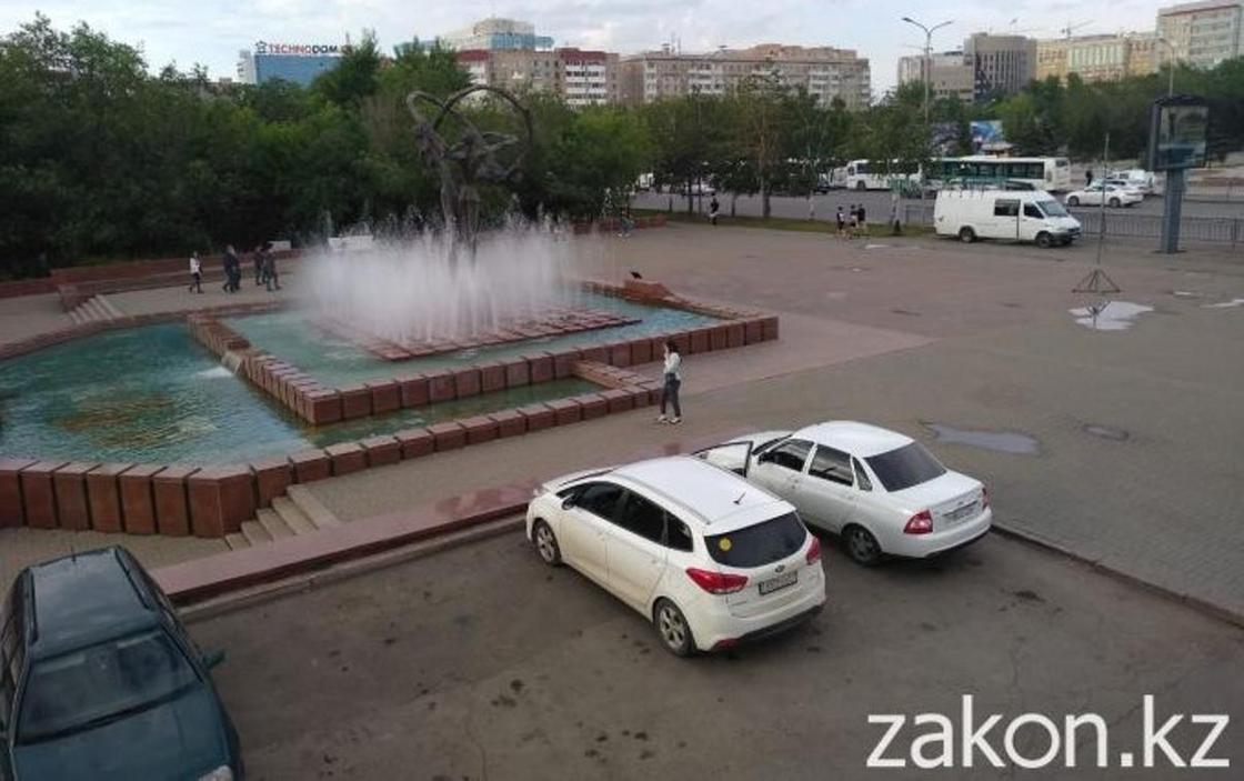 Анонсированный Аблязовым митинг в Нур-Султане не состоялся (фото, видео)