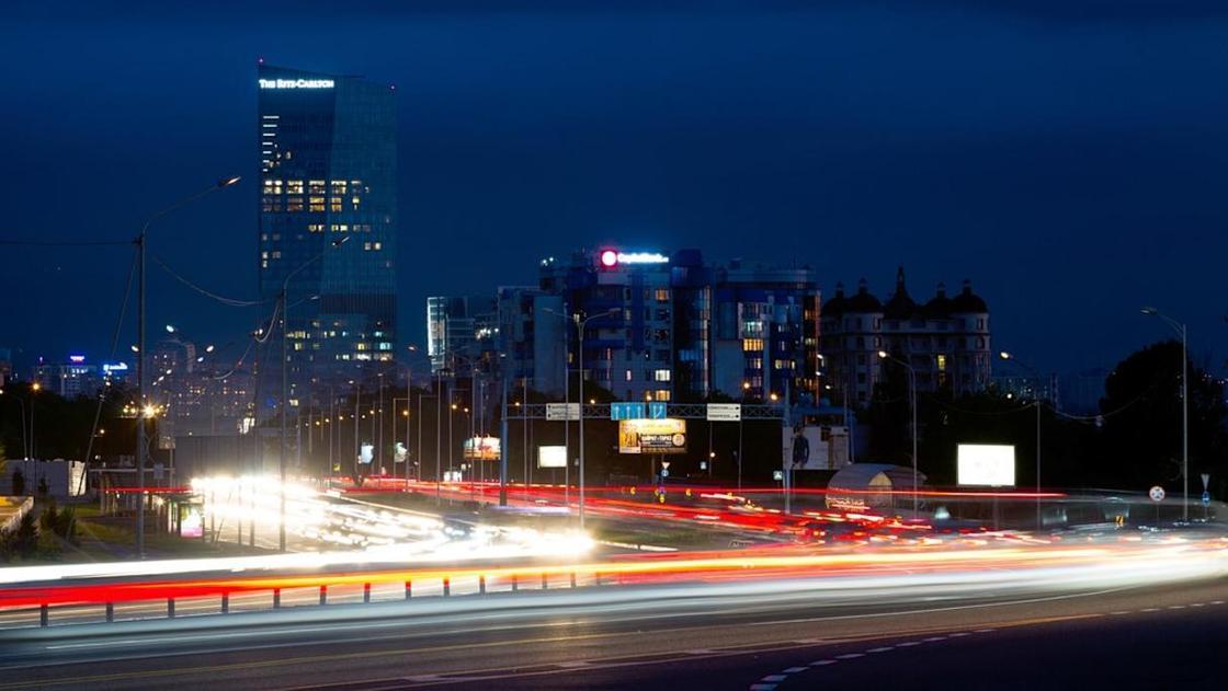 Скорость на Аль-Фараби, Саина и ВОАД в Алматы снизят в январе