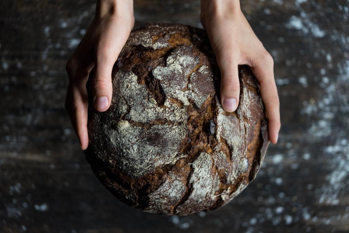 Сколько калорий в хлебе?