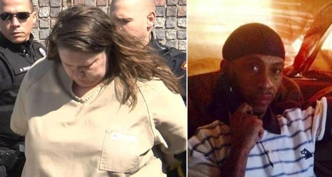 130-килограммовая девушка задушила своего возлюбленного, сев на него