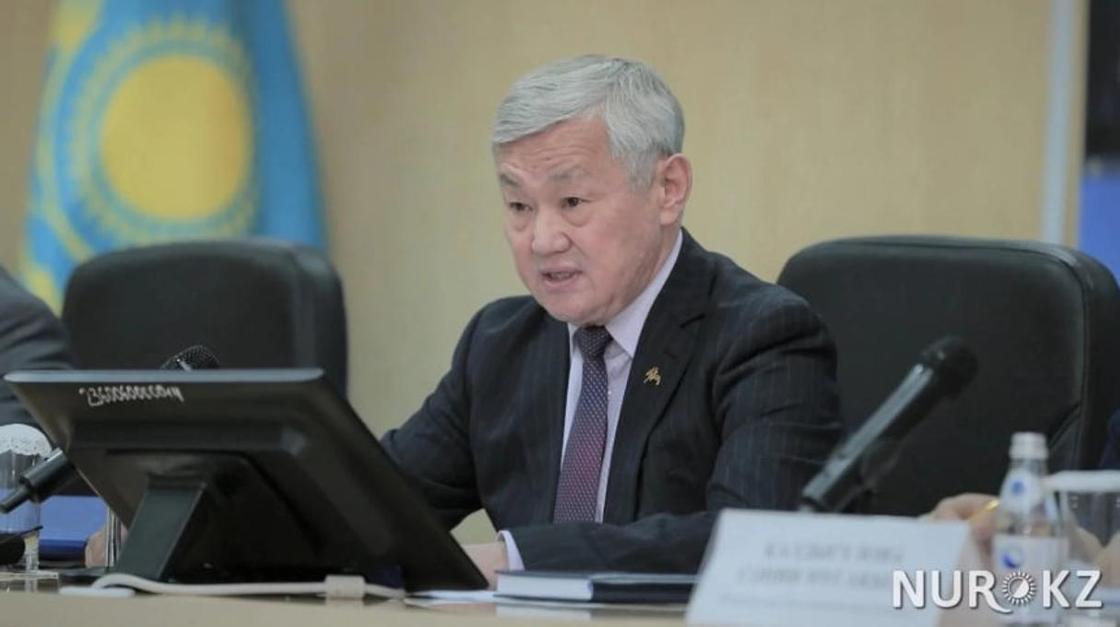 Бердібек Сапарбаев. Фото: NUR.KZ