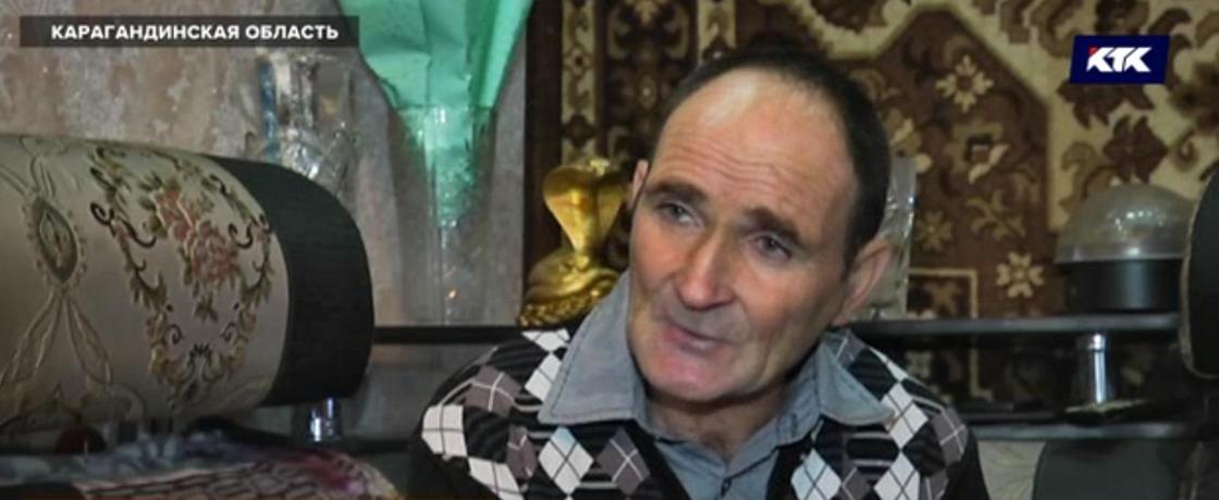 Мужчина 20 лет живет без гражданства в Карагандинской области