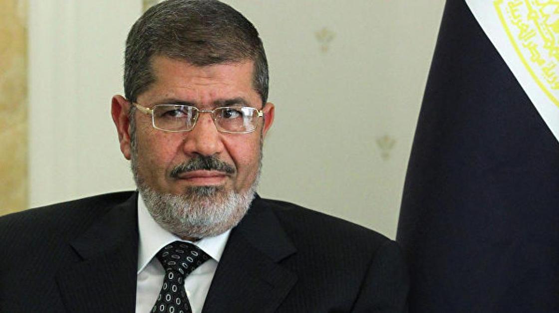Умер экс-президент Египта Мохаммед Мурси
