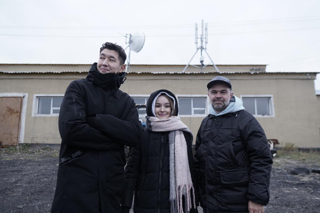Юрий Харламов с блогерами