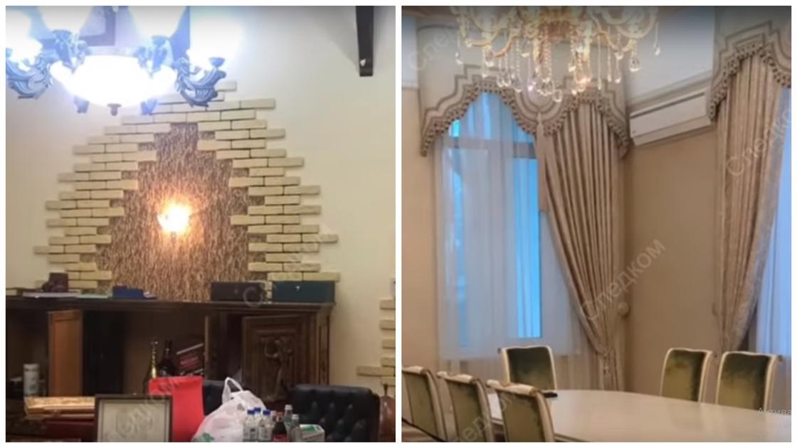 Что ФСБ нашла в резиденции Арашуковых (видео)