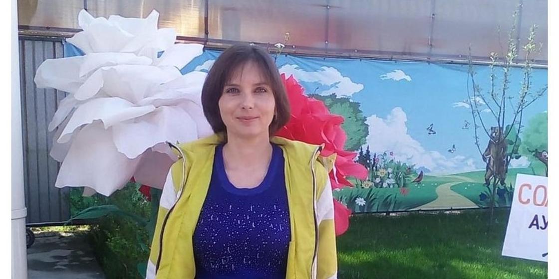 фото: Ольго Лысенконың жеке мұрағаты