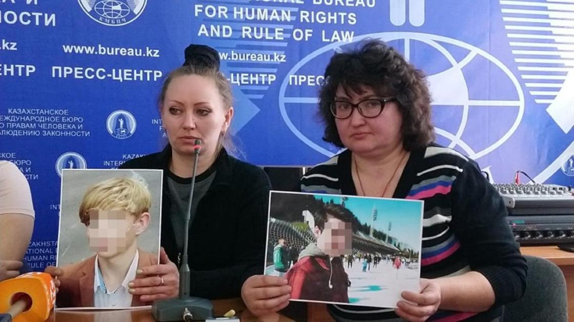 Девочка, которую якобы изнасиловали подростки, просит выпустить их из тюрьмы