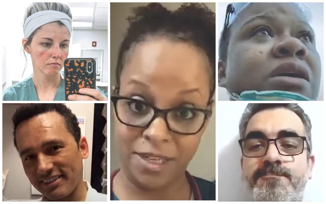 """""""С меня хватит, я ухожу"""": врачи по всему миру увольняются из-за коронавируса"""