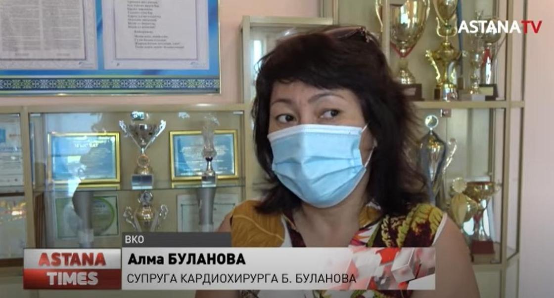 Вдова умершего от коронавируса врача рассказала о его последних днях