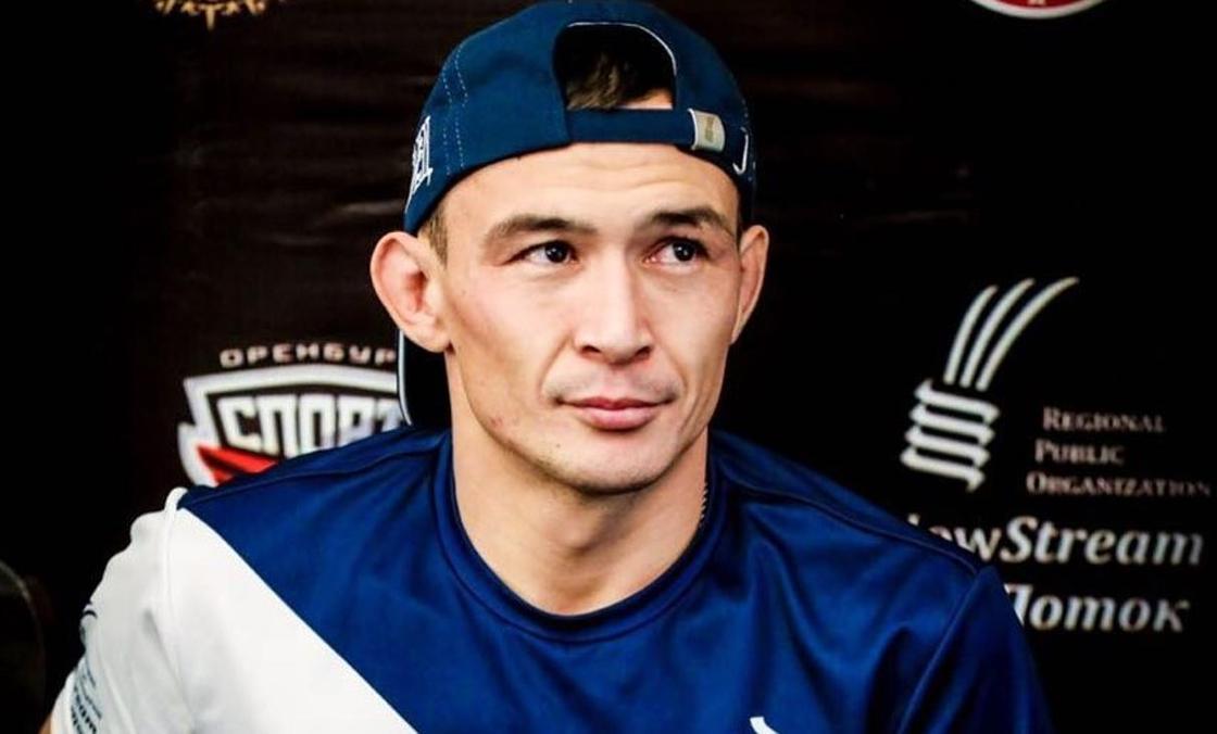 Первый казах в UFC Дамир Исмагулов планирует переехать в Казахстан