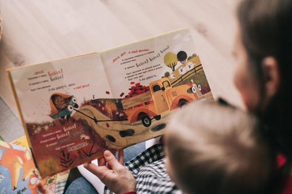 Как научить ребенка говорить: способы