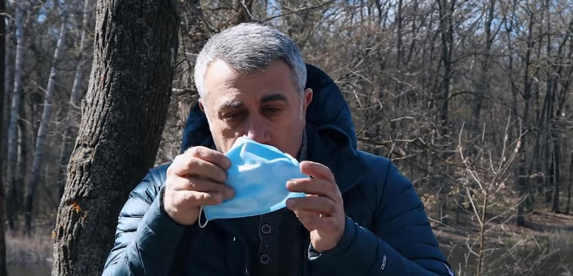 Комаровский развеял мифы о медицинских масках (видео)