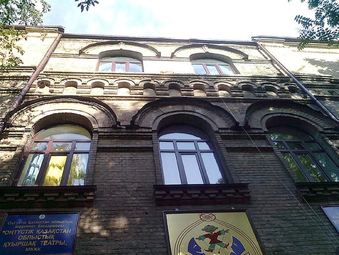 Куда сходить в Шымкенте: Театр куокл