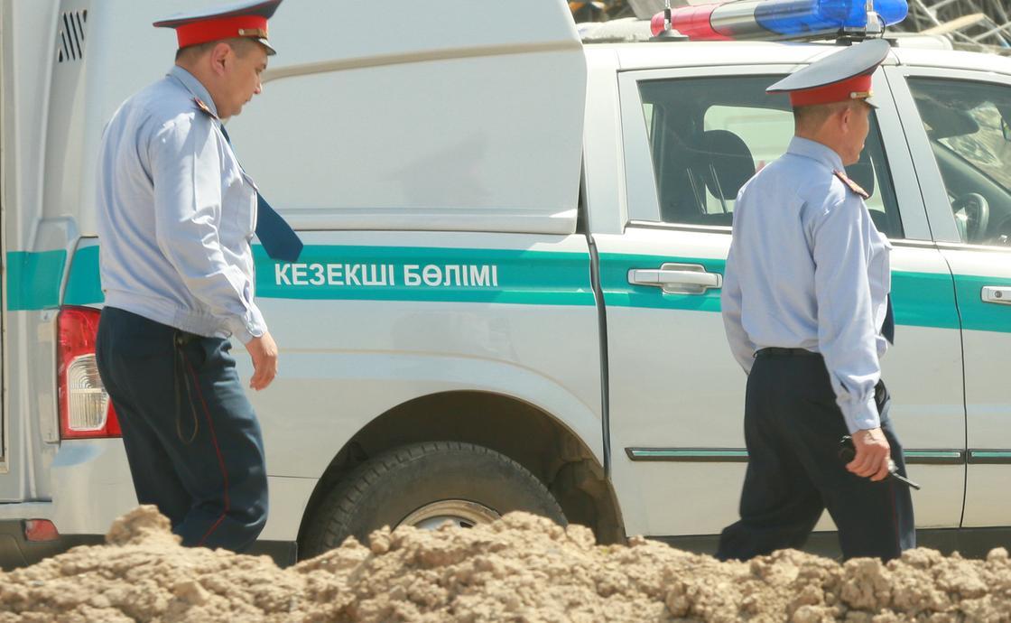 Полиция извинилась за задержание отца-одиночки в Алматы