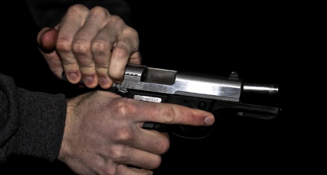 Мужчина, стрелявший по зданию РОВД, осужден в Костанае
