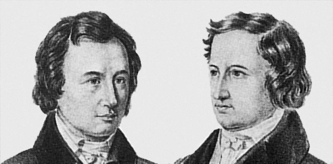 Братья Гримм: биография и творчество