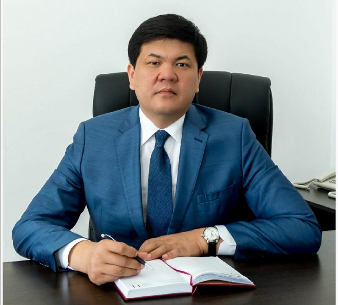 Алмас Садубаев жаңа қызметке тағайындалды