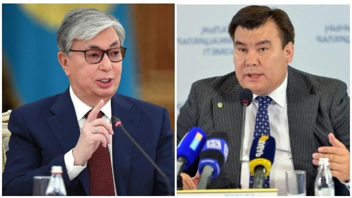 Токаев рассказал, что будет делать его новый советник