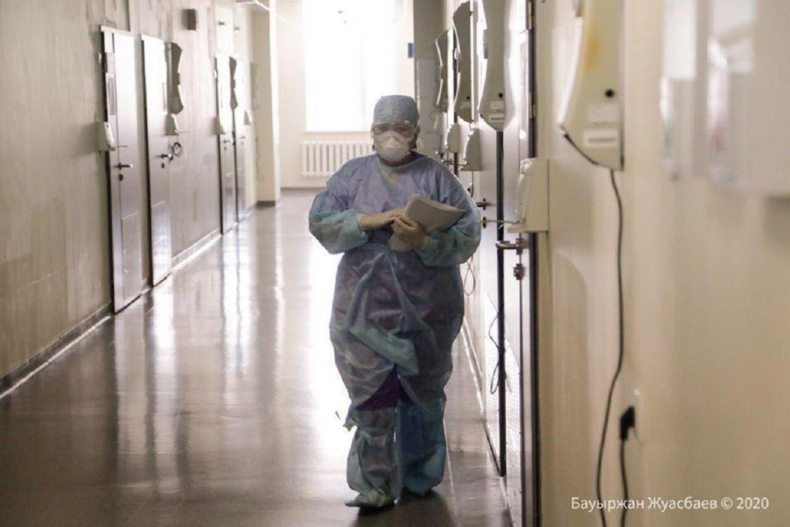 Количество инфекционных койко-мест увеличили почти в 4 раза в Нур-Султане