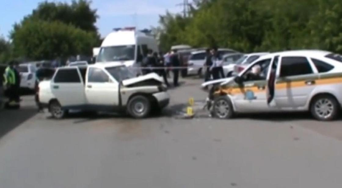 Забрали 70 млн тенге: подозреваемых в нападении на инкассаторов задержали в Караганде