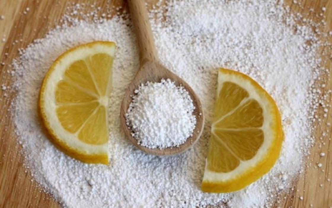 С лимонной кислотой