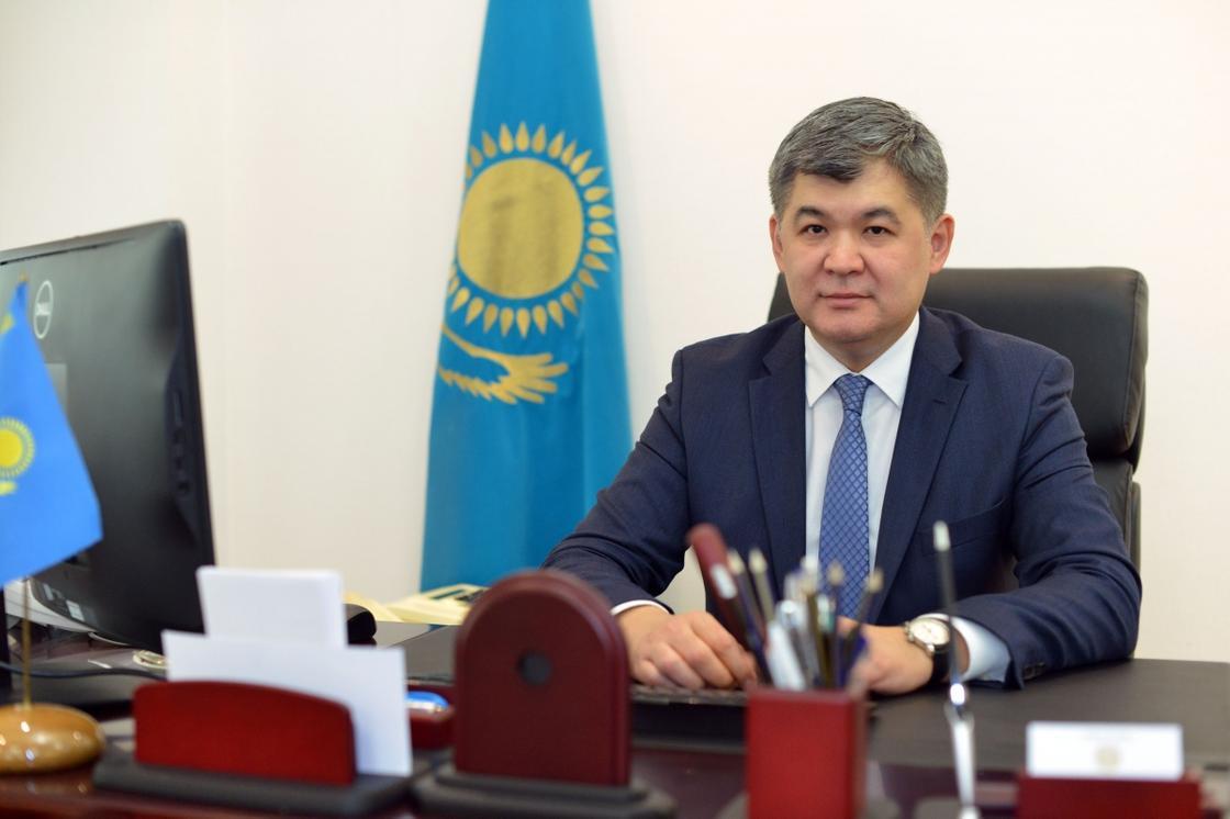 Елжан Біртанов. Фото: zhardem.kz