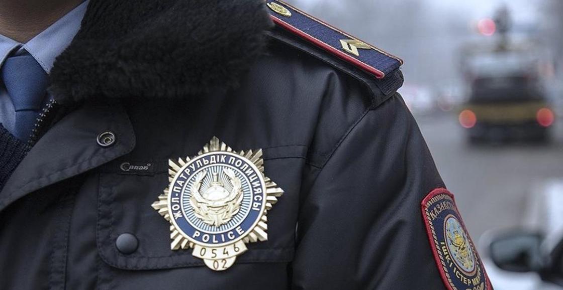 Полицейские Алматы отпустили задержанного парня, не зная, что его разыскивают