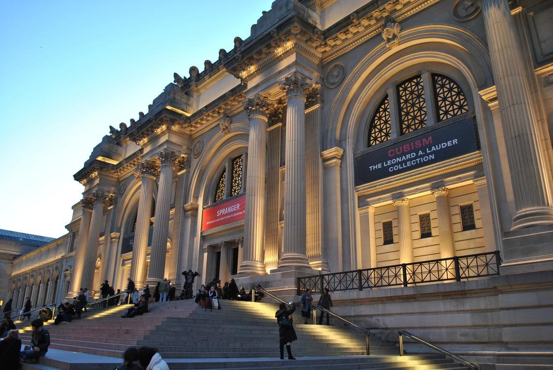 Музей Нью-Йорк