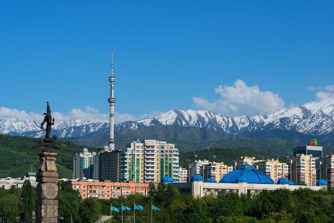 На что власти Алматы потратят 525 млрд тенге в следующем году