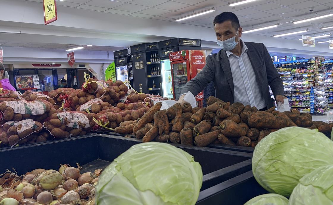 Установлены предельные цены на социально значимые товары в Казахстане