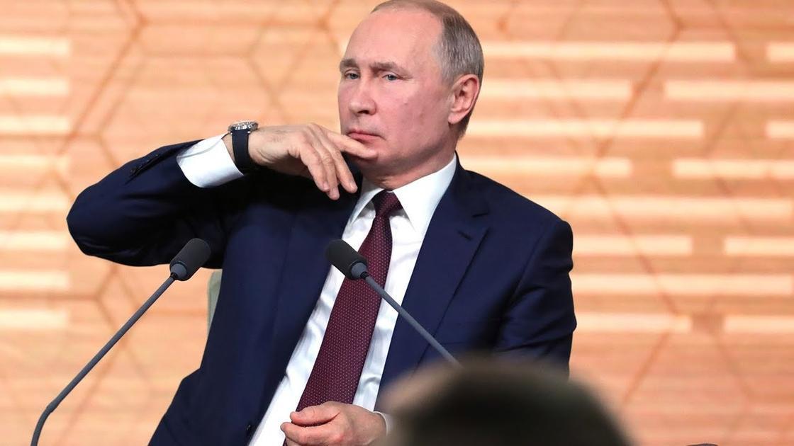 Путин рассказал, в чем Россия отстает от Казахстана