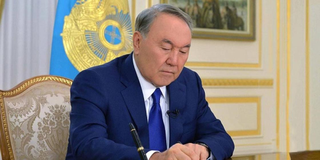 Нұрсұлтан Назарбаев. Фото: Хабар 24