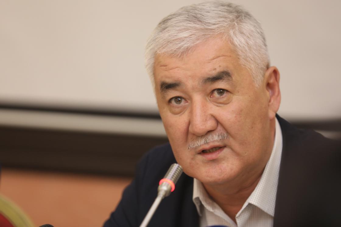 Косанов заявил об угрозе покушения на него во время выборов
