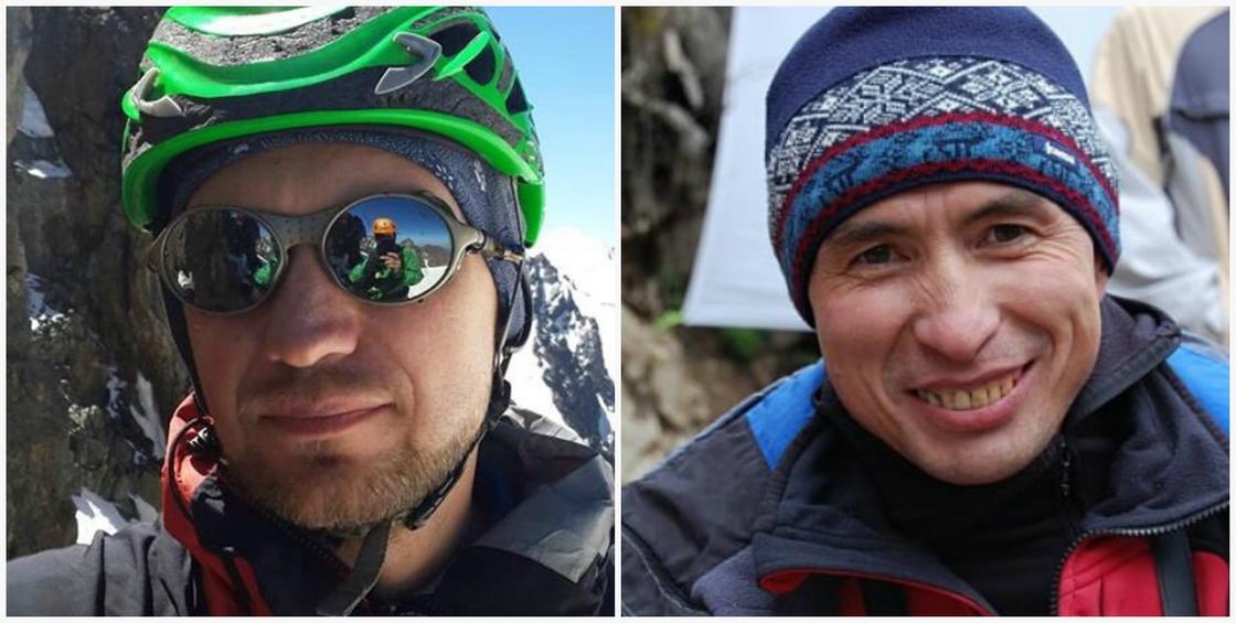 Андрей Корнеев и МҰрат Өтепбаев. Фото: instagram.com