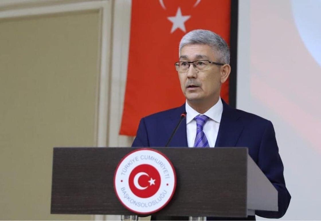 Түркия Республикасының құрылғанына 96 жыл