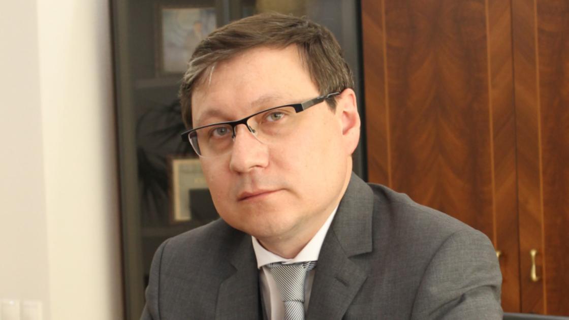 Данияр Вагапов. Фото: akorda.kz