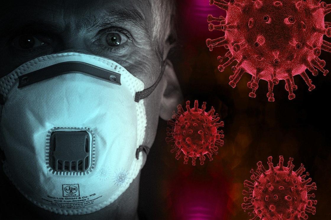 Число зараженных коронавирусом по всему миру перешагнуло отметку в 900 тыс. человек