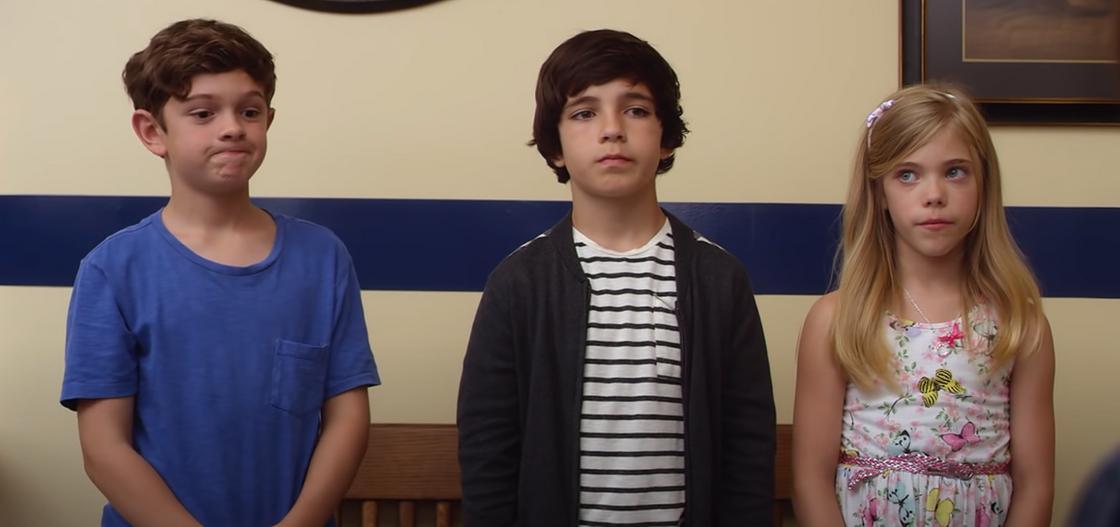 Кадр из фильма «Чудо»
