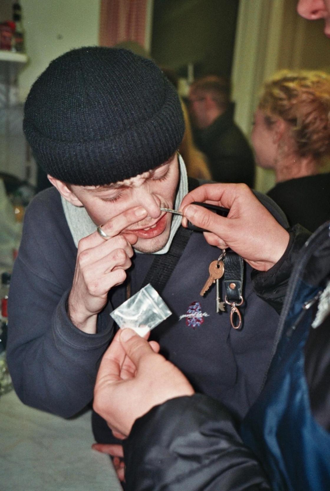Секс, наркотики и скейтборд: портреты молодых британцев