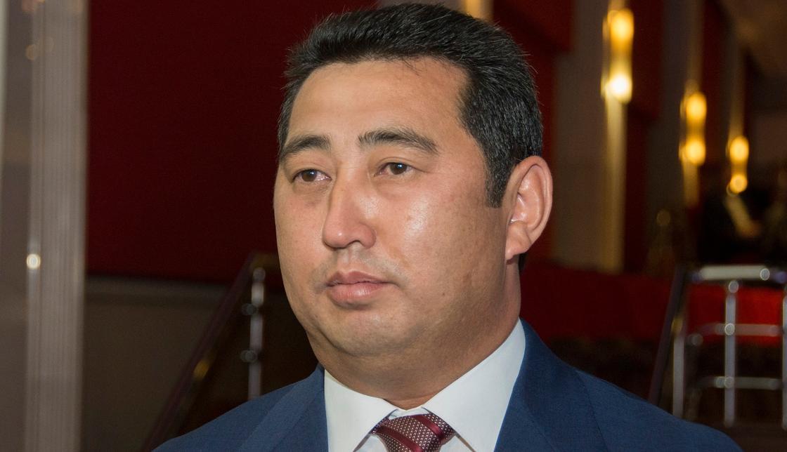 Айдарбек Сапаров назначен первым вице-министром сельского хозяйства