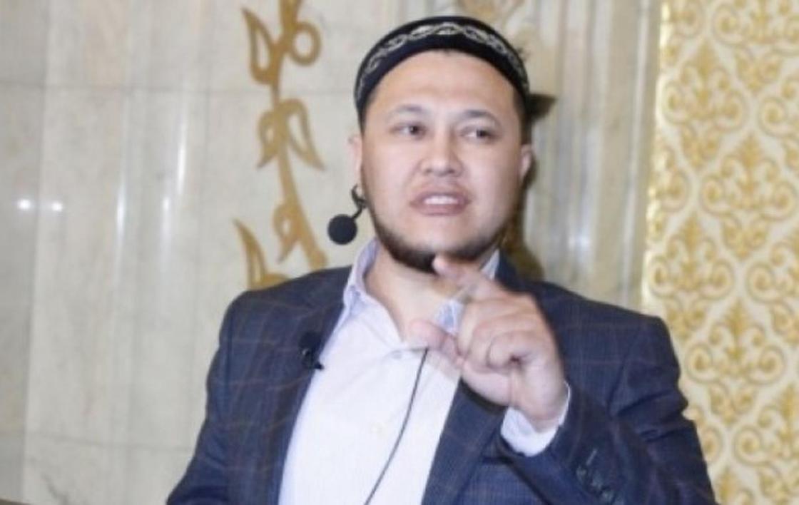 Арман Қуанышбаев. Фото: sultan.islam.kz
