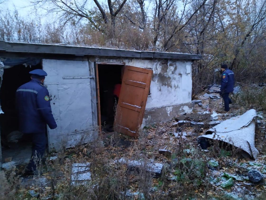 Дети пропали в Карагандинской области