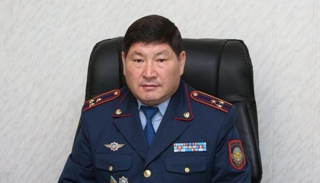 Начальника МПС Алматинской области отстранили из-за скандальной записи в YouTube
