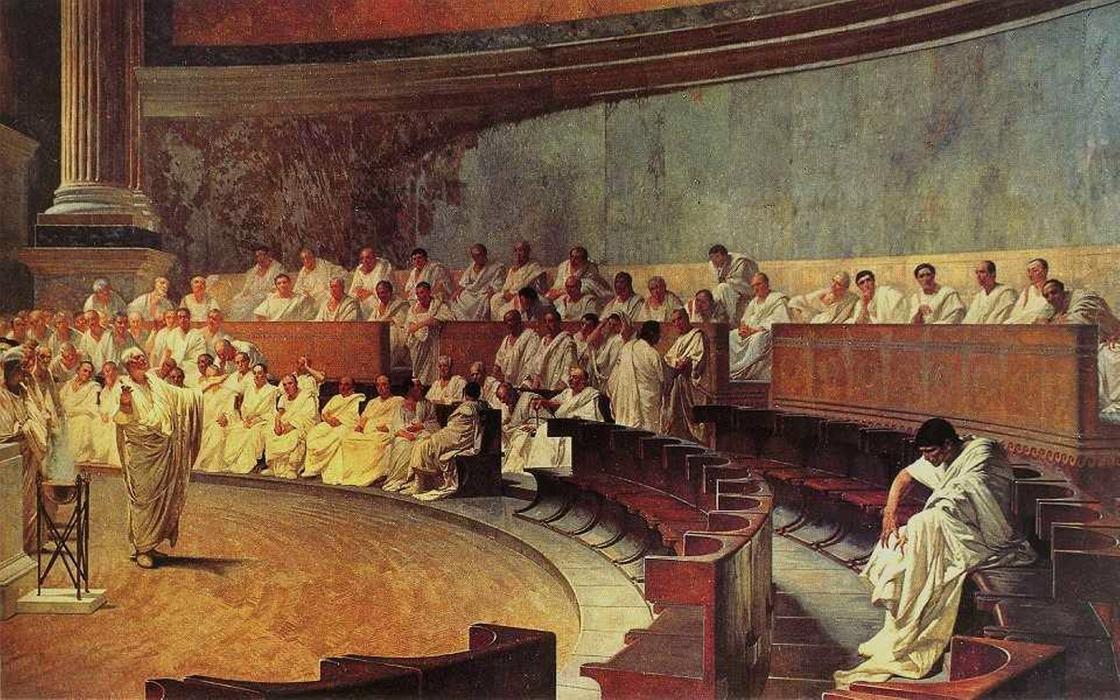 суд в Древней Греции