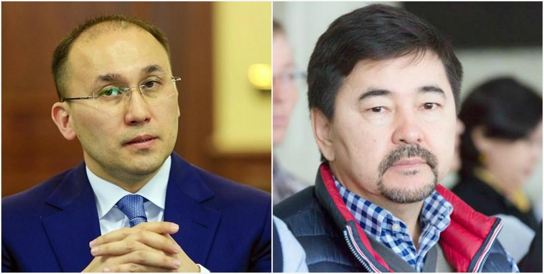 Абаев высказался о заявлении Сейсембаева о прекращении общественной деятельности