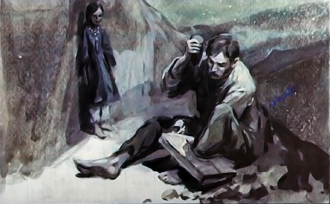 Жилин «Кавказский пленник»