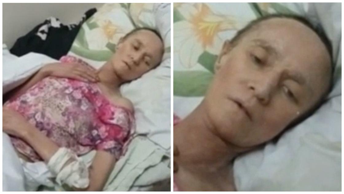 Врачи ищут родных потерявшей память пациентки в Алматинской области