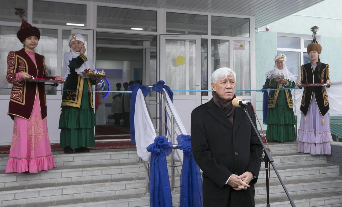 В Талдыкоргане открыли центр неонатальной хирургии