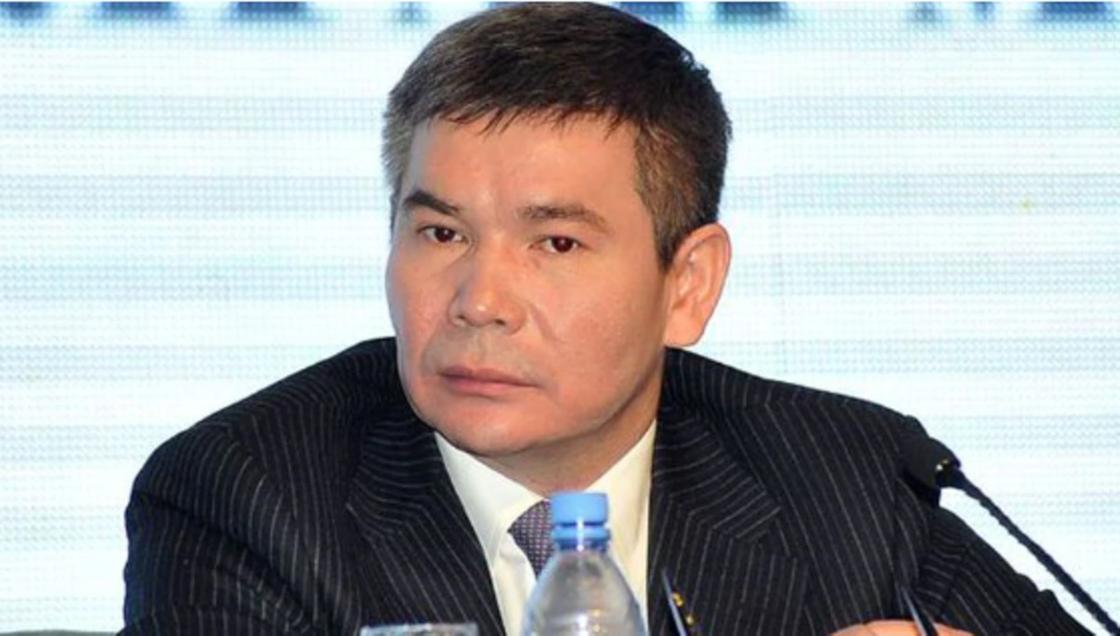Бергей Рысқалиев. Фото: azh.kz